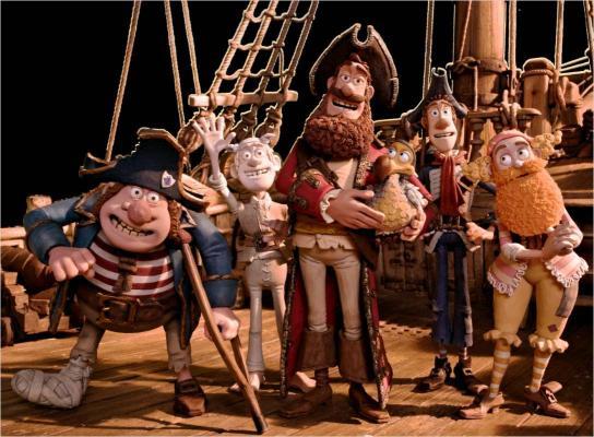 Les pirates bons a rien mauvais en tout photo equipage du capitaine pirate