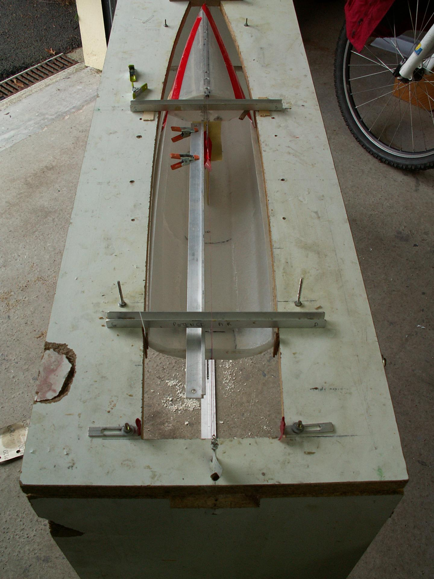 Préparation implantation des puits