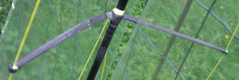 Pass2vent barres de fleche poussantes